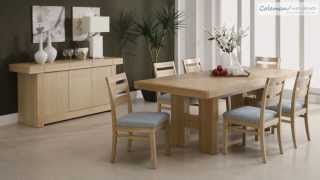 Dabny Extension Dining Room Collection From Coaster Furniture