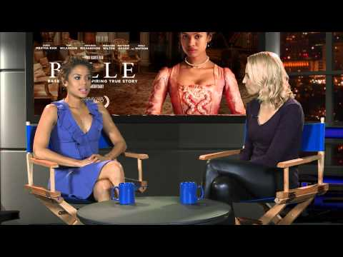 Interview with Gugu Mbatha-Raw  – Just Seen It