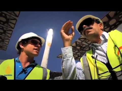 24 Hour Solar Energy - Aljazeera International