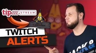 TWITCH ALERTS IN OBS (2018) | Followers, Donations für Twitch Livestream | Deutsch / German