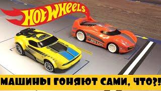 Гоняем по Умной трассе Hot Wheels Ai от Mattel