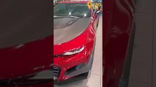 LOGISTICS GROUP COMPANY Chevy Camaro 2018