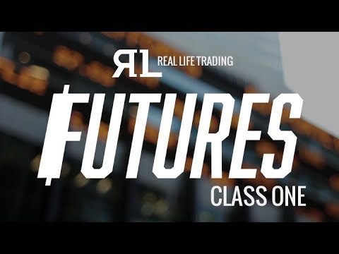 What are Futures? Class #1