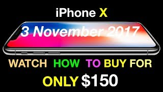 iPhone 10 price drops under 200$ just before iPhone X release date