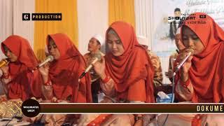 MUHASABATUL QOLBI - QOMARUN ( WALIMATUL URSY ) LIVE BANGKALAN MADURA 2017