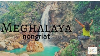 Offbeat Meghalaya| Nongriat| Double Decker Living Root Bridge| Rainbow Falls