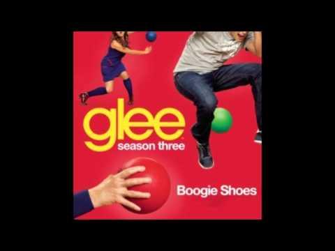 Glee Cast - Boogie Shoes (lyrics in description)