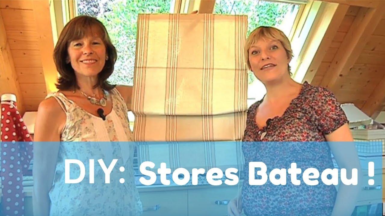 Surréaliste DIY Stores bateau avec GNOOSS TV - YouTube UR-82