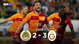 A. Alanyaspor 2 - 3 Galatasaray #Özet