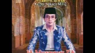 H Muammar ZA Q.s Ar Rohman 1-54 (Album Al Qur'an)
