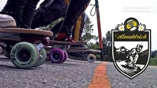 Longboard Downhill Competition - Almabtrieb 2013 thumbnail