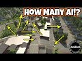 How Many is Too  Many AI Cars? BeamNG Drive