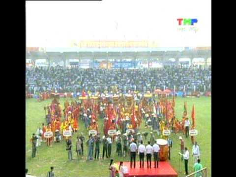 Lễ hội chọi trâu Đồ Sơn 2009: Khai mạc