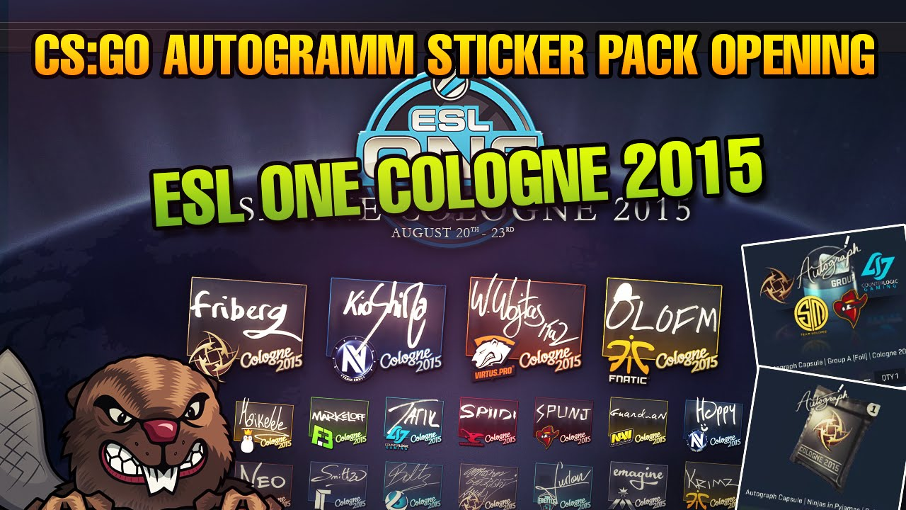 Cs Go Esl Cologne