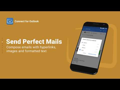 Connect For Outlook: The Best Email & Calendar App For Android!