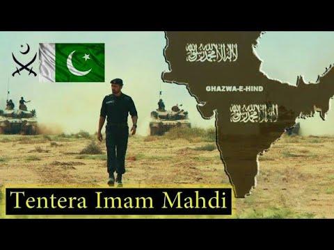 Dahsyatnya Pasukan Panji-Panji Hitam Ini Kekuatan Tentera Imam Mahdi Gabungan Umat Islam di Pakistan