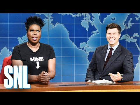 Kobi - Leslie Jones Voiced Her Opinion On The Abortion Ban On The SNL Finale!