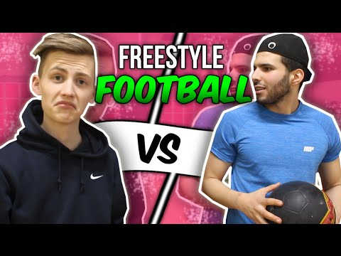 Thumbnail: COMMENT FAIRE DU FREESTYLE FOOTBALL ?! - TIM (Ft. WASS)