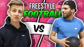 COMMENT FAIRE DU FREESTYLE FOOTBALL ?! - TIM (Ft. WASS)