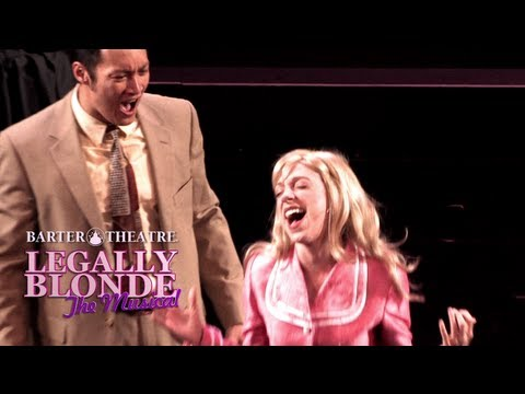 "Don't Miss Barter Theatre's ""Legally Blonde: The Musical!"""