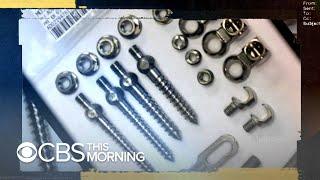 Men expose billion-dollar back surgery scam involving fake hardware