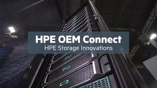 HPE OEM Connect: HPE Storage Innovations