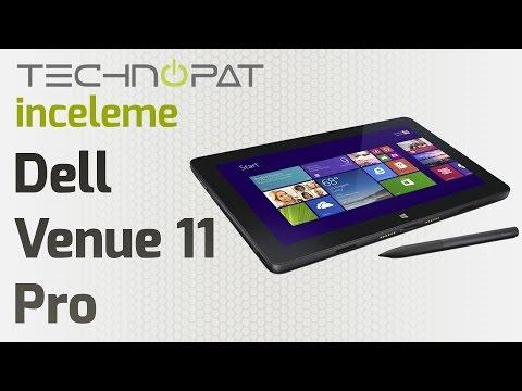 Dell Venue 11 Pro İncelemesi