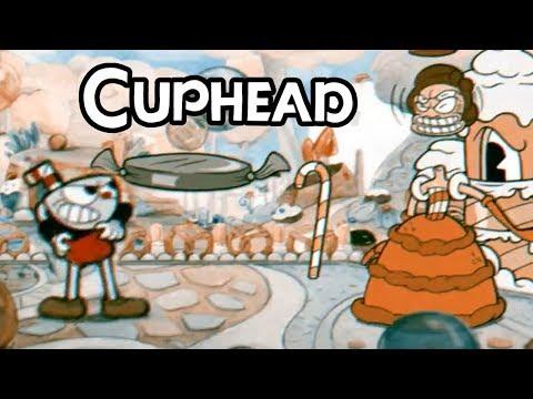 Cuphead Baroness Von