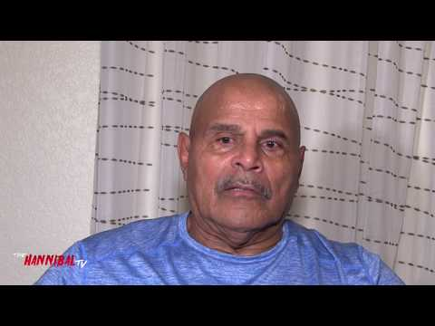 Rocky Johnson on Shawn Michaels Incident