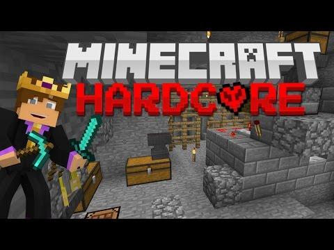 Hardcore Minecraft Survival #56 - AUTO BONEMEAL FARM!