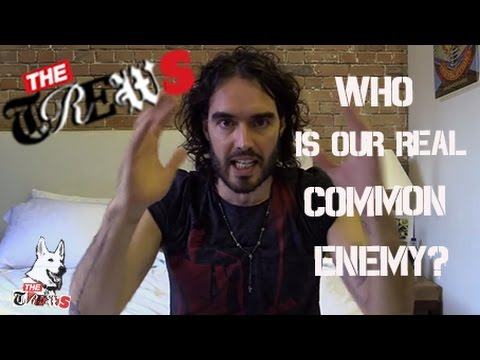 Who Is Our Real Common Enemy? Russell Brand The Trews E218