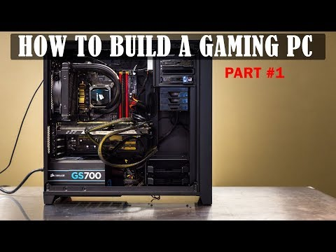 [HINDI] Step by Step Guide to Building First PC | Part #1