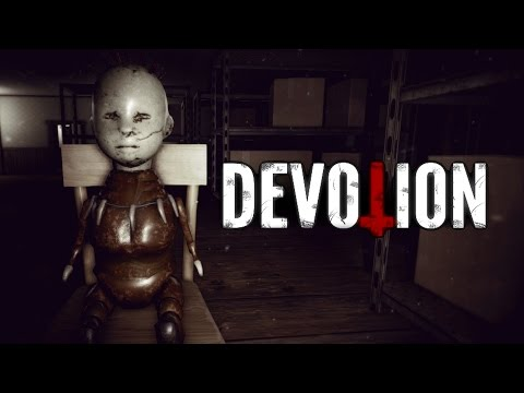 Devotion - MY DAD IS IN A CULT, WHO KNEW? Indie Horror Game