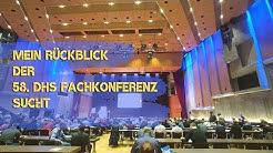 Mein Rückblick der 58. DHS Fachkonferenz Sucht