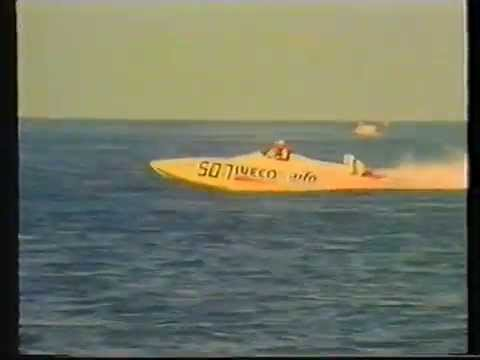 Offshore World Championship 1982 Ischia Class 2 e  3E
