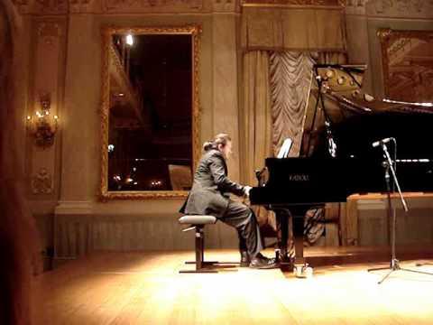 Schulhoff - Piano Inventions 1-3-6-8 (Daniel Castro)
