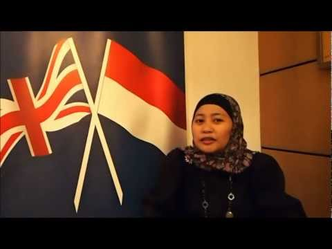 Chevening Alumni from Indonesia, Ms Wiwie, shares her story about studying in the UK