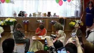 СЦЕНКА ВЕСЕЛЫЕ УРОКИ ГБДОУ д/с № 12 С.-Пб,Калининского р-на,муз.руководитель Саджая Марина (детская)