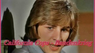 DON JOHNSON 1972 in California Cops S01E01 Bandenkrieg  GERMAN SYNCRO