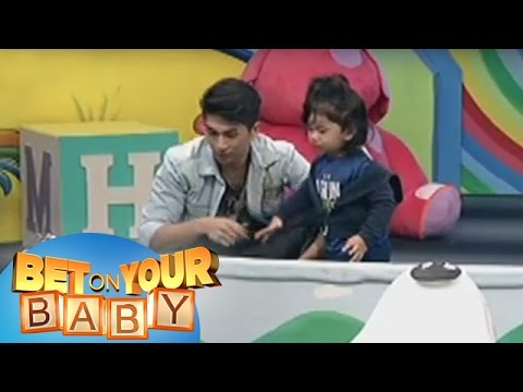 Bet On Your Baby: Baby Dome Challenge with Daddy Nikko and Baby Aiden