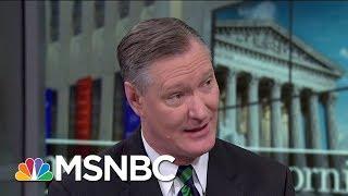 GOP ID Declines, But Congressman Steve Stivers Has A Plan To Win People Back | Morning Joe | MSNBC
