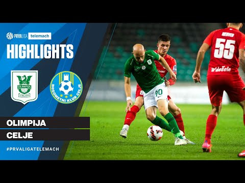 Olimpija Ljubljana Celje Goals And Highlights