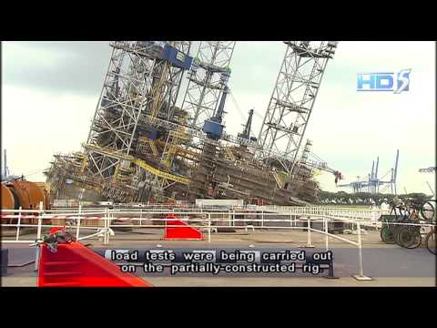 Sembcorp Marine: Failed braking system caused rig to tilt - 04Dec2012