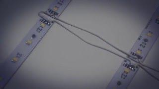 Светодиодная лампа плафон своими руками.Обзор(Светодиодная лампа плафон своими руками.Обзор Коротко и быстро!, 2015-12-14T17:01:51.000Z)
