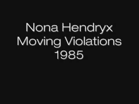 "Nona Hendryx - Moving Violations (12"") (1985)"