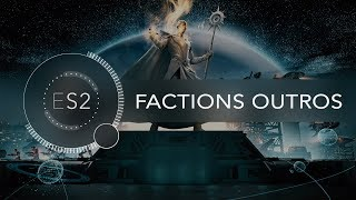 [Minor Spoiler] Endless Space 2 - All Factions Outros
