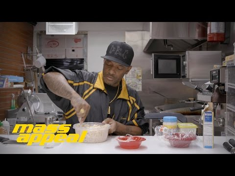 No Such Thing As Halfway Cooks: Prodigy Cooks Up In A Bodega