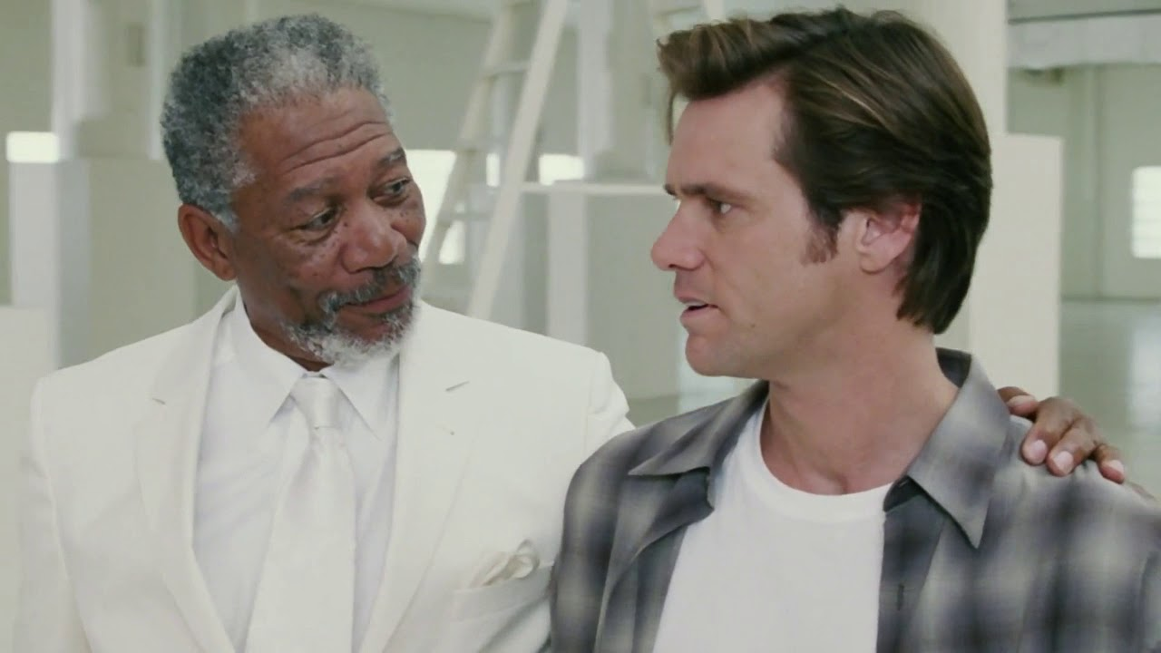 Download Bruce Almighty (2003) - Bruce Meets God
