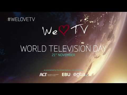 World TV Day 2017 Official Video