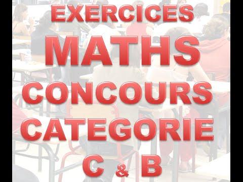 Exercices 05 Maths Surfaces Categorie B Et C Afpa Greta 5